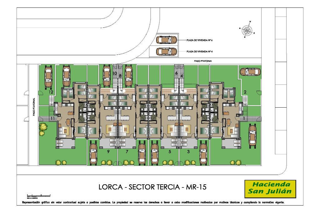 3 bedroom Apartment for sale in Lorca image 1